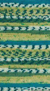 Gruendl Hot Socks Skandinavia Farbe 1 dschungel color