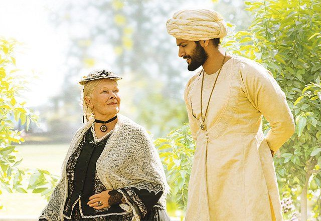 Judi Dench is the Queen in First Victoria & Abdul Trailer and Poster