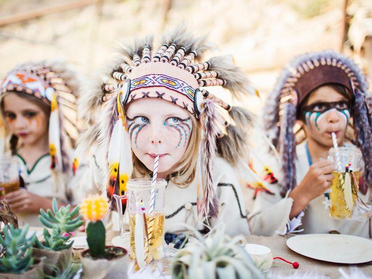 вечеринка индейцы картинки того как