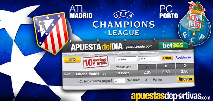 Seguimos con partido de Champions en la Apuesta del Día, hoy tenemos para apostar el partido del Atlético de Madrid, ¿ganará a pesar de no jugarse nada? ¡Apuesta gratis en nuestro juego y compruébalo! #ApuestadelDia