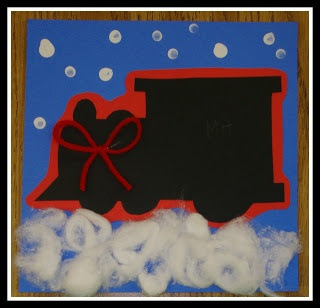Polar express train craft and other theme ideas
