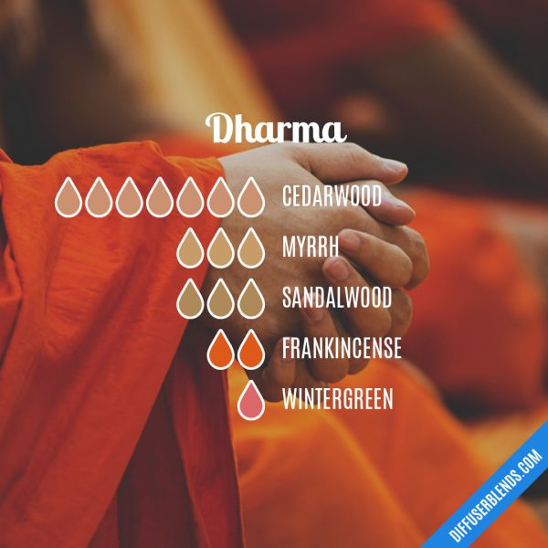 Dharma - Essential Oil Diffuser Blend