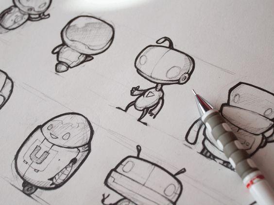 Robots par Tamás Moroz