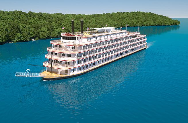 American Cruise Lines - 10 Best River Cruises for 2016