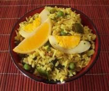 Breakfast - Vegetarian Kedgeree by Kristine - Recipe of category Main dishes - vegetarian
