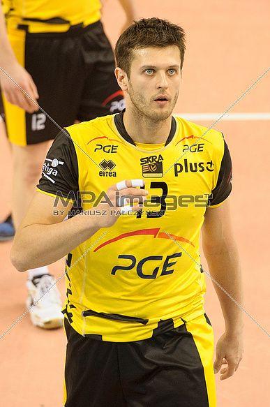 Michal Winiarski of PGE SKRA Belchatow | © Mariusz Pałczyński / MPAimages.com