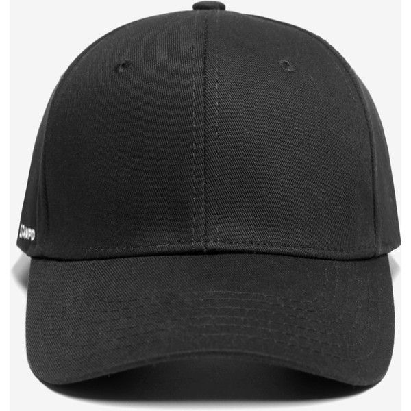 ESSENTIAL SPORT CAP (€49) ❤ liked on Polyvore featuring accessories, hats, 5-panel cap, sport caps, sports caps hats, sport hats and embroidered caps