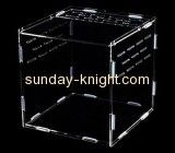 Acrylic display manufacturers custom acrylic bird cages huge hamster cage for sale PCK-026