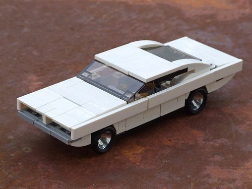 Dodge Charger | Based on derjoe's amazing design (see www.fl… | Flickr