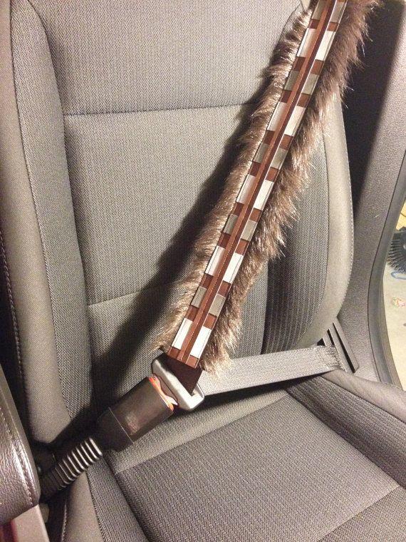 Cinturón coche Chewbacca