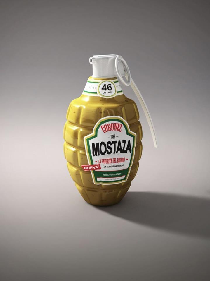 Mostaza bomb