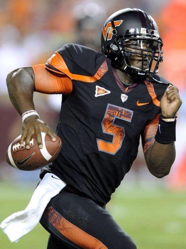 Virginia Tech Black & Orange