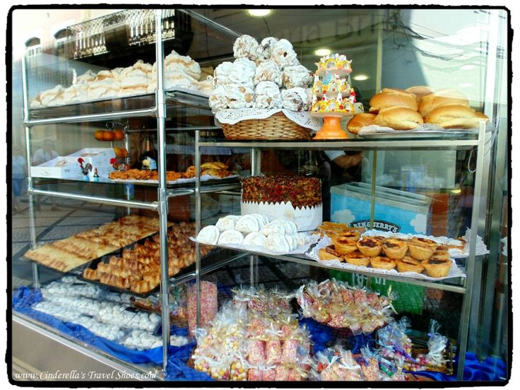 Typical sweets of Portugal