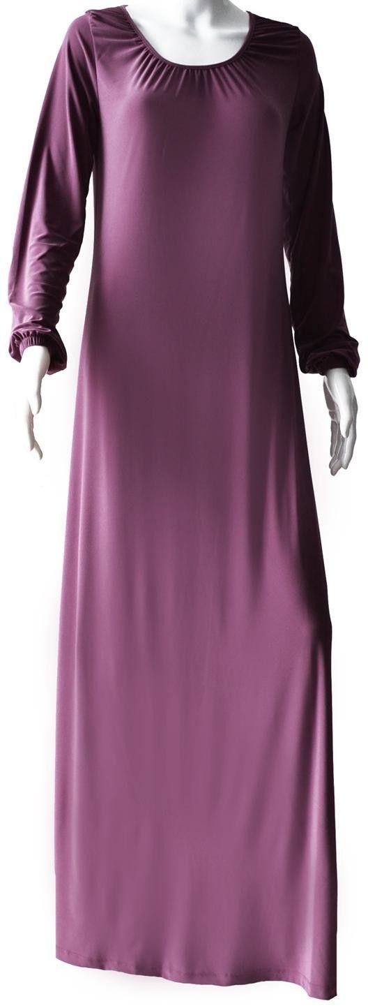 Abaya Leila : tissu doux et léger. Tout petit prix pour cette ravissante robe longue.