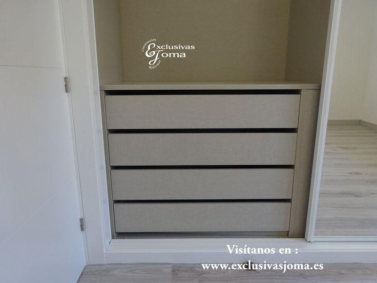 Realizaci n de armario con puertas correderas con sistema for Sistema puertas correderas ikea