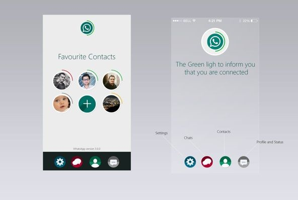 Class Career: WhatsApp 2.12.306 released : How To Install On An Android Device