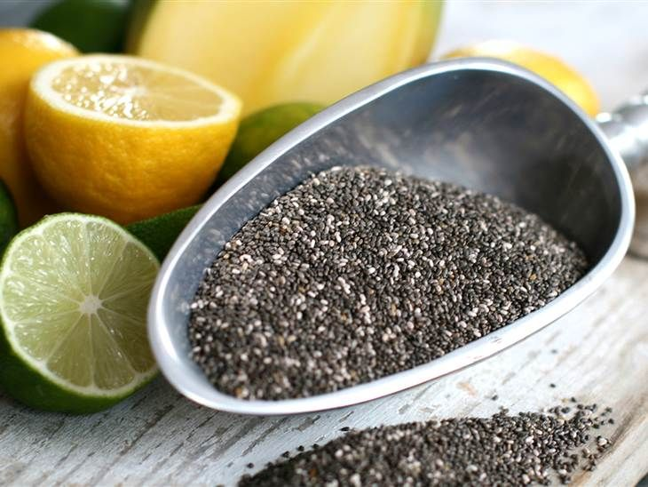 Chia Recipes to blast body fat!