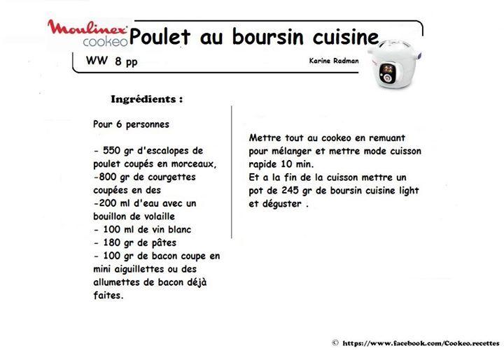 Poulet au boursin cuisine light fa on ww 8pp recettes ww - Tableau de conversion pour la cuisine ...