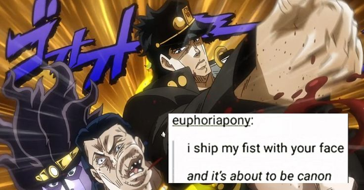 13 Jojo's Bizarre Adventure Tumblr Memes That Make It EVEN WEIRDER