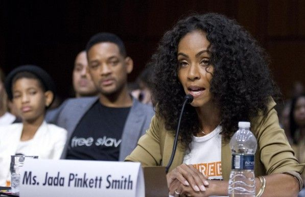 """Jada Pinkett-Smith on male-female relationships    """"When woman is lost, so is man. The truth is, woman is the window to a man's heart and a man's heart is the gateway to his soul. Power and control will NEVER out weigh love."""""""