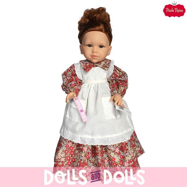 De nuevo en DollsAndDolls la #muñeca Doloretes, la tendera más conocida de la televisión. Os recordamos que parte de los beneficios por comprar esta #muñeca van destinados al programa de Asistencia Hospitalaria de la #FundaciónAtresmedia para proporcionar atención especial a niños que se encuentran hospitalizados. #Dolls #PaolaReina #Doloretes #ElSecretoDePuenteViejo #MaribelRipoll #PuenteViejo #IlSegreto #DollsMadeInSpain