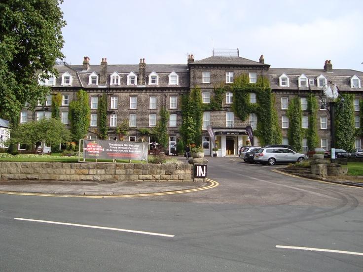 Harrogate Old Swan Hotel 63