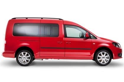 Caddy Maxi facelift