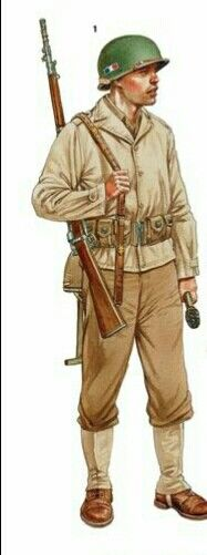 Grenadier - Voltigeur. First  French Army, Alsace, september 1944 - pin by Paolo Marzioli