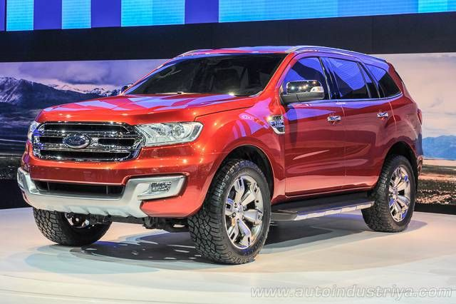 Exclusive: What you need to know about the 2015 Ford Everest image