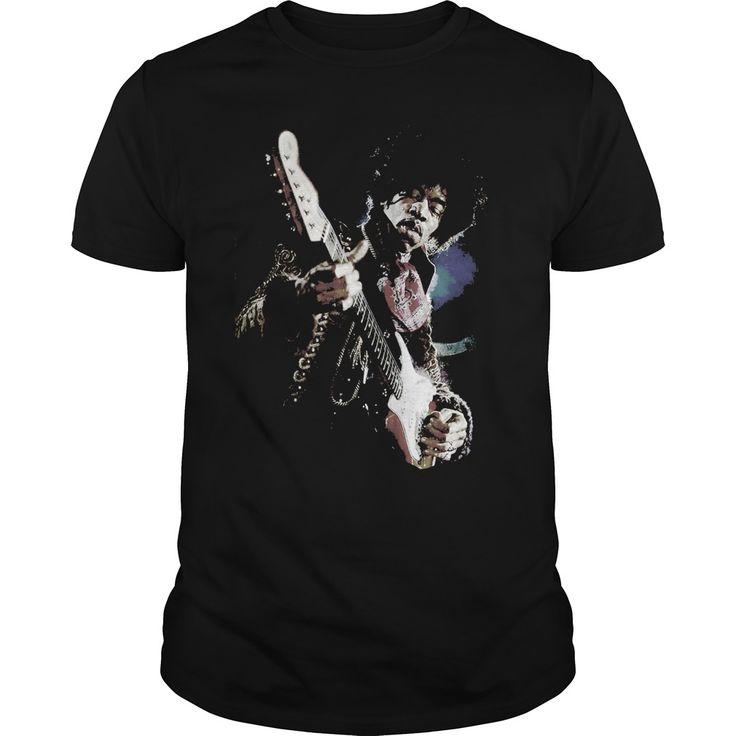 Jh1 guitar is life - Tshirt