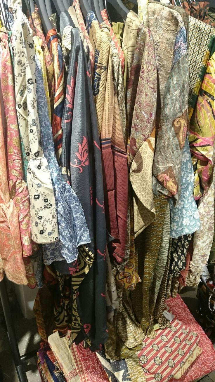 Sissel Edelbo kimonos