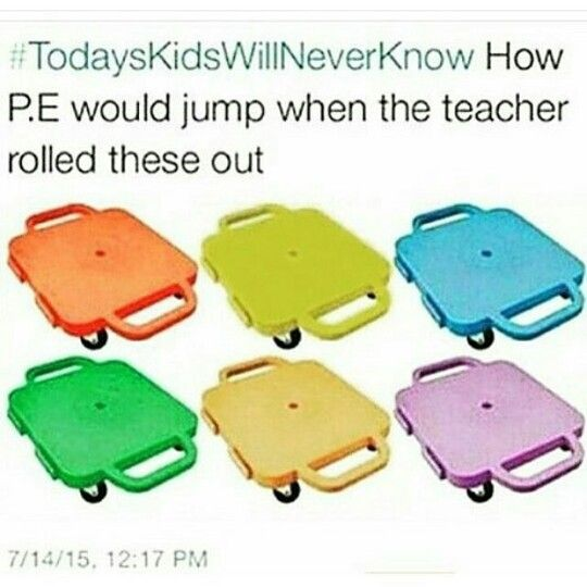 Oh my gosh !!! My school used those all the time in elementary school !!! #TodaysKidsWillNeverKnow