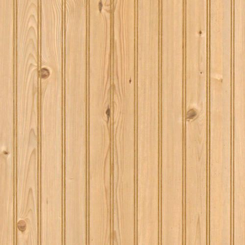 American pacific 32 x 48 beaded rustic pine 2 beaded for Wood paneling for kitchen walls