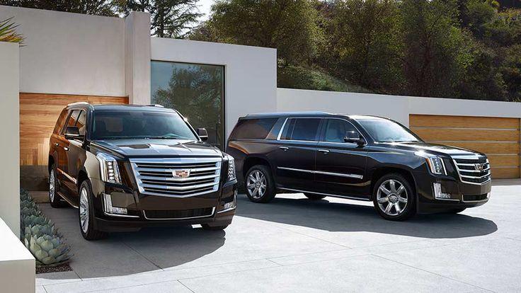 Cadillac Escalade & ESV #Cadillac of #SantaFe www.santafechevroletcadillac.com