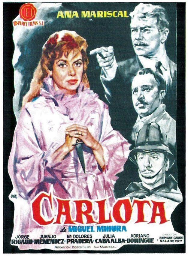 "Carlota (1958) ""Carlota"" de Enrique Cahen Salaberry - tt0051449"