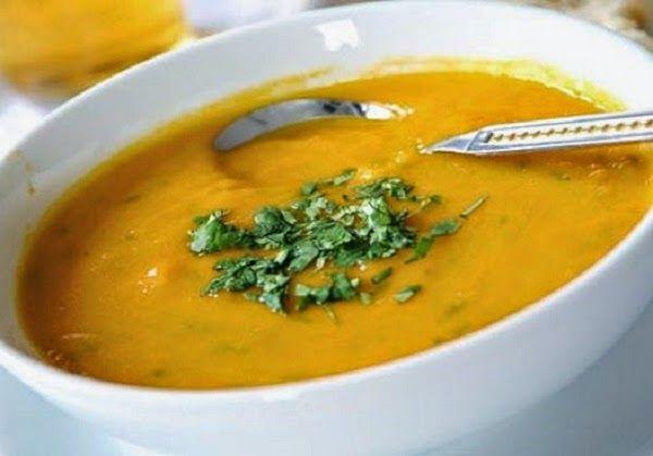 Cura pela Natureza.com.br: Receita de sopa anti-inflamatória, desintoxicante e emagrecedora