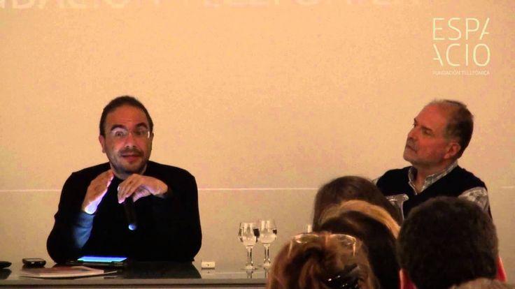 Conferencia - Punto de Partida: Bill Viola en Buenos Aires | A cargo de MARCELLO DANTAS y JORGE LA FERLA En el marco de la exhibición Bill Viola. Punto de partida Espacio Fundación Telefónica (Arenales 1540, CABA)