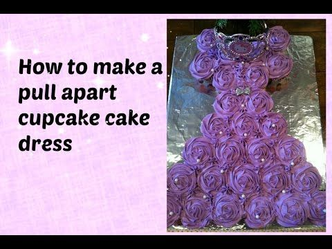 How to make a DIY Pull Apart Princess Cupcake Cake – VIdeo tutorial | The DIY'ers | Page 2