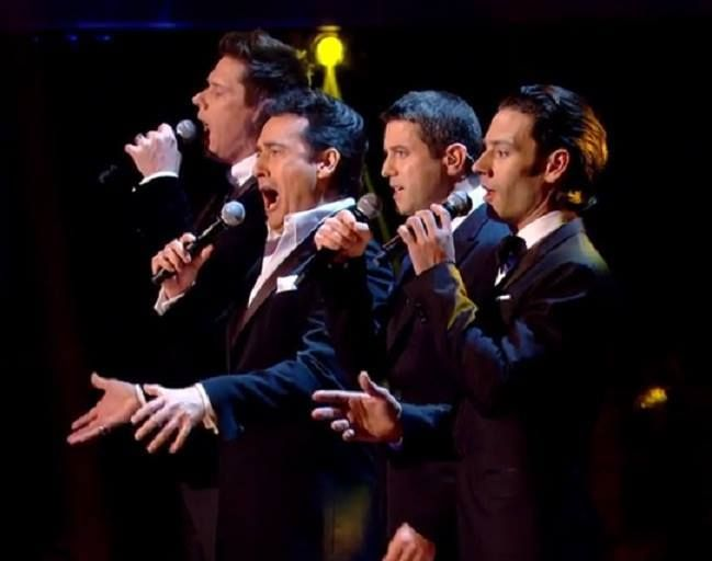 17 best images about il divo on pinterest pictures of - Il divo tickets ...