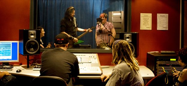 Our Studio and Live Sound course provides you with the skills and experience required to start a career in this evolving industry.