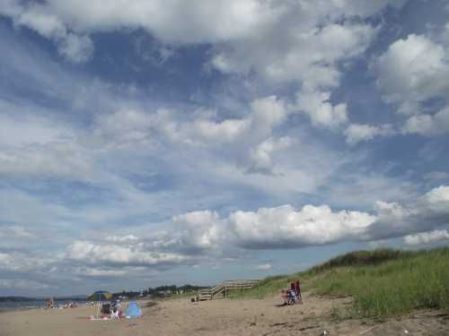Melmerby Beach, New Glasgow, Pictou County, Nova Scotia Canada