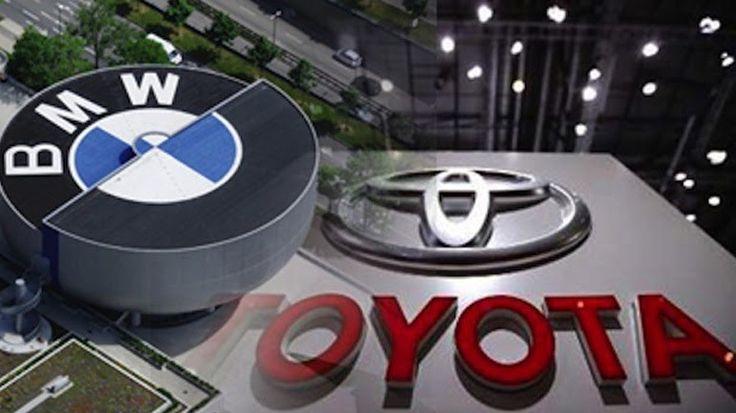 H Toyota θα πάρει τους κινητήρες της BMW!