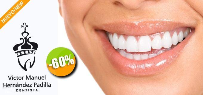 Dr. Víctor Hernández - $199 en lugar de $500 por 1 Limpieza Dental con Ultrasonido y Pasta Profiláctica + 1 Diagnóstico. Click: CupoCity.com