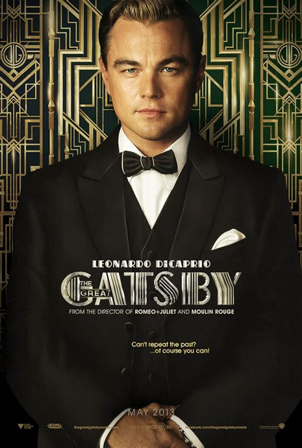 Finally watched The Great Gatsby and I'm not ashamed to say I cried. It was sad and tragic and I loved it. I had never read the book too so the story was completely new too me. A great movie with a great cast! Beautiful!