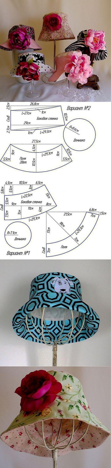 Шляпки в стиле ретро с уникааальнейшими выкройкам к каждой шляпке. АКТУАЛЬНО и сегодня. НЕВЕРОЯТНОЕ КОЛИЧЕСТВО