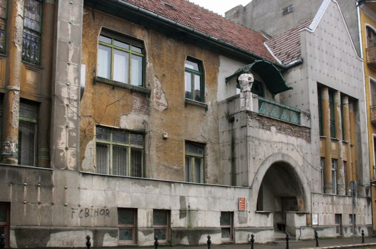 Oradea - Villa Darvas -La Roche, arch. Vágó Lászlo et Vágó József, 1909-1912. © Musée de Pays des Cris, Oradea