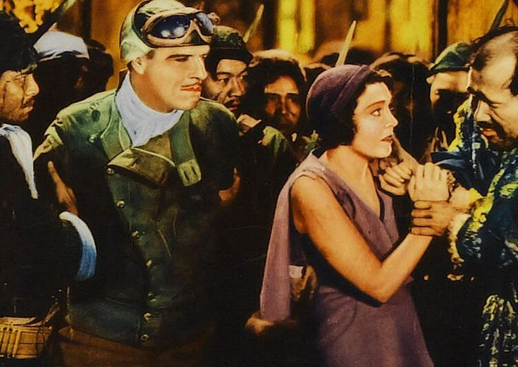 Jack Holt and Lila Lee in War Correspondent (1932)