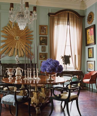 17 best images about dining rooms on pinterest house New orleans style decor