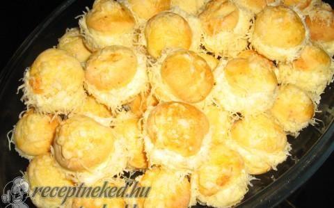 Szakállas pogácsa recept fotóval