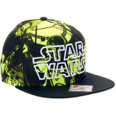 best sneakers e7de7 101fc cheap green slime ghostbusters merchandise star wars all over print  snapback mens hat walmart 4158a ffa57